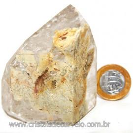 Peso de Papel Para Escritorio Pedra com Inclusao Cod 113296