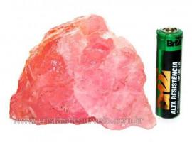 Quartzo Rosa Pedra Extra Qualidade P/Colecionador Cod 102684
