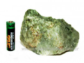 Epidoto Verde Filamento na Matriz Cristal Quartzo Cod 102503