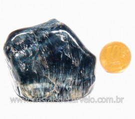 Olho de Falcão Rolado Pedra Natural Origem África Cod 123560