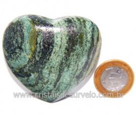Coraçao Quartzo Brasil Ideal P Presente e Enfeite Cod 119737