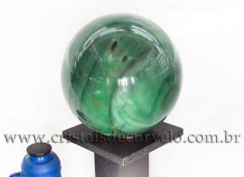 Bola Gigante 38kg Pedra Quartzo Verde Aventurina Cod 109071