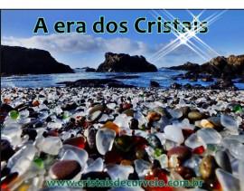Kit de Minerais Para Curso Escola Flor da Vida Edgar Martins