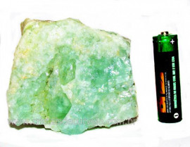 Fluorita Verde Pedra Natural Bruto Para Esoterismo Cod FV8531