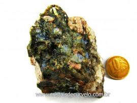 Riolita Rocha Vulcanica Pedra de Garimpo Bruto Mineral de Coleção cod 118.0