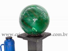 Bola Gigante 27kg Pedra Quartzo Verde Aventurina Cod 109069