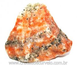 Calcita Laranja Mineral Bruto Natural Esoterismo Cod 111071