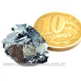 Galena Pedra Bruto Mineral Fonte Chumbo e Prata Cod 124235