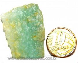 Topázio Azul Mineral Bruto Natural Pedra Extra Cod 110434