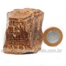 Aragonita do Peru Pedra Bruto Mineral de Garimpo Cod 122985