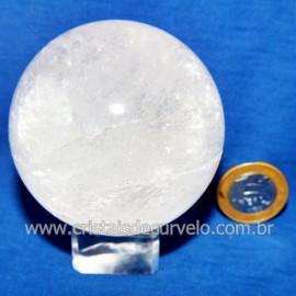 Bola Cristal Comum Qualidade Pedra Uso Esoterico Cod 119764