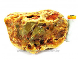 Opala Pedra Bruto Organico Fossilizado Para Colecionador Rocha Natural Cod 580.1