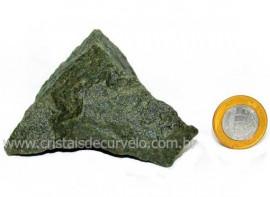 Basalto Verde Bruto Para Colecionador ou Estudante Cod BV3495