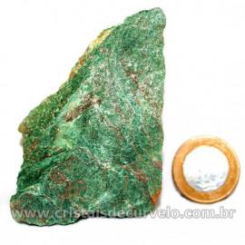 Fuxita Mica Verde Para Colecionador Pedra Natural Cod 126816