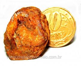 Granada Andradita Comum Mineral Para Colecionador Cod GC4507