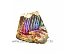 Bismuto Mineral ou Bismuth Stone Pedra Natural Cod BB2242