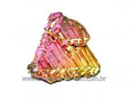 Bismuto Mineral ou Bismuth Stone Pedra Natural Cod BB5549