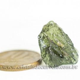 Moldavita Pedra Formada por Impacto de Meteoro Cod 125165