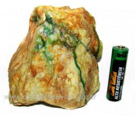 Jadeita Com Nefrita Pigmentada Mineral Natural Cod102061