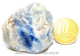 Safira Natural Matriz Corindon Pedra Bruto de Garimpo Para Colecionador Cod SB2160