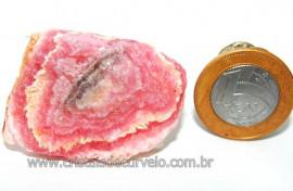 Rodocrosita Argentina Extra Pedra Natural Garimpo Cod RA8058