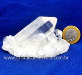 Drusa Cristal Extra Pedra Ideal Para Esoterismo Cod 127613