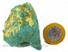 Turquesa Bruta Extra Pedra Natural Colecionador Cod TB2969