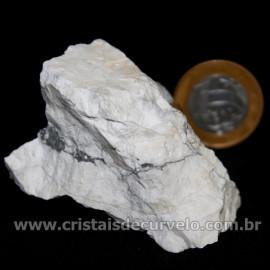 Howlita Pedra Natural P Colecionador e Esoterismo Cod 126798