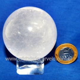 Bola Cristal Comum Qualidade Pedra Uso Esoterico Cod 119775