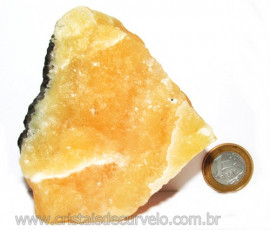 Calcita Mexicana Pedra Natural Ideal P/Esoterismo Cod 114902