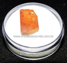 Canudo Topazio Imperial Pedra Extra Origem Ouro Preto 115302