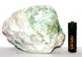 Fluorita Verde Pedra Natural Bruto Para Esoterismo Cod FV1202