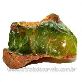 Opala Verde Pedra Genuina P/Coleçao ou Lapidaçao Cod 114705
