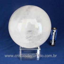 Bola Cristal Comum Qualidade Pedra Uso Esoterico Cod 121657