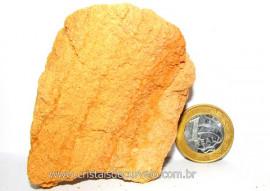 Pedra Areia ou Arenito Bruto Natural Colecionador Cod PA9384