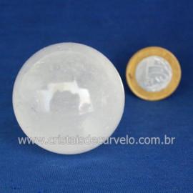 Bola Cristal Comum Qualidade Pedra Uso Esoterico Cod 121649