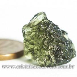 Moldavita Pedra Formada por Impacto de Meteoro Cod 125164