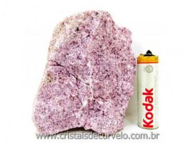 Lepidolita Mica Mineral Para Colecionador Pedra Natural de Garimpo Cod 315.1