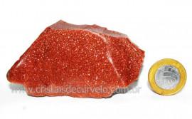 Pedra Do Sol Pigmento Dourado Para Colecionador ou Esoterismo Cod PS4159