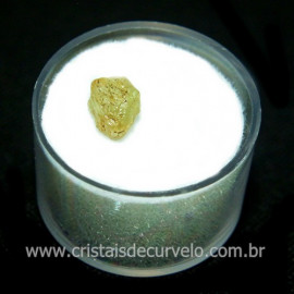 Crisoberilo Mineral Raro Grupo do Berilo Boa Cor Cod 118467