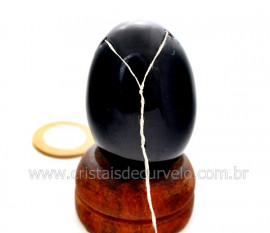 Ovo YONI Obsidiana uso Pompoarismo FURADO LEIA TODO ANUNCIO REF OV3190
