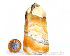 Ponta Calcita Mexicana Pedra Extra Qualidade natural PM3551