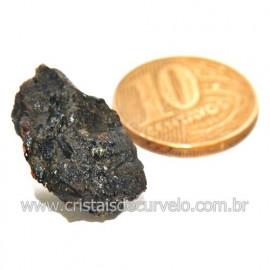 Labradorita Canadense Mineral Natural No Estojo Cod 123834