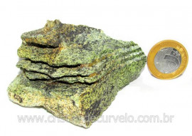 Crisotila Asbestiformes Pedra Bruto Natural Garimpo Cod CB6667