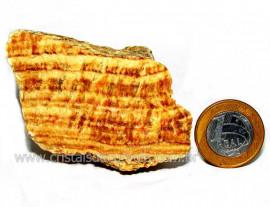 Aragonita do Peru Pedra Bruto Mineral de Garimpo Cod AP8432