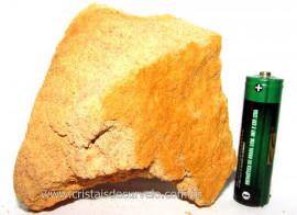 Pedra Areia ou Arenito Bruto Natural Colecionador Cod PA7367