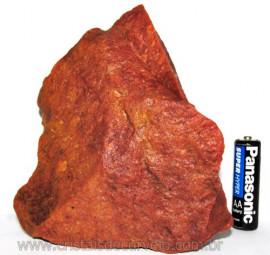 Cristal Vermelho ou Quartzo Vermelho Pedra natural Cod 110809
