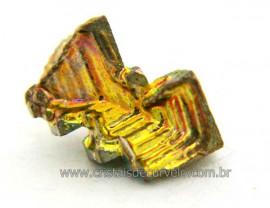 Bismuto Mineral ou Bismuth Stone Pedra Natural Cod BB5728