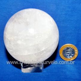 Bola Cristal Comum Qualidade Pedra Uso Esoterico Cod 117843