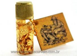 Talismã da Riqueza de Ouro Atrai Sorte e Fortuna Reff 101570